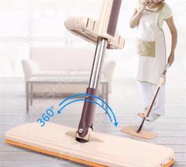 Швабра Cleaner 360 «Лентяйка». В ассортименте