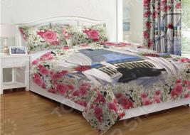 Комплект для спальни: покрывало и наволочки «Аделаида»