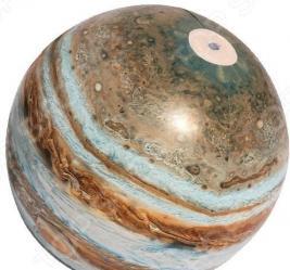 Мяч надувной с подсветкой Bestway «Юпитер»