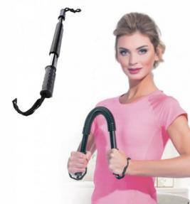 Тренажер для мышц рук, груди и спины Bradex «Атлет»
