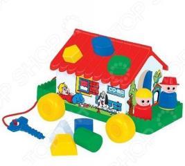 Домик игрушечный POLESIE 6202