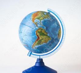 Глобус с подсветкой Globen «Физический»