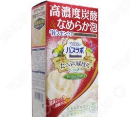 Соль для ванны Hakugen Eartn HERS Bath Labo Premium с ароматами герани, лаванды, цитруса, кипариса, ромашки, бергамота