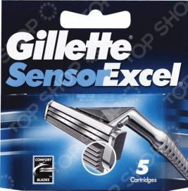 Сменные кассеты Gillette Sensor Excel