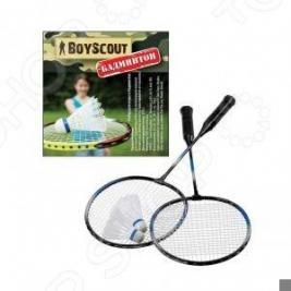 Бадминтон Boyscout 61450