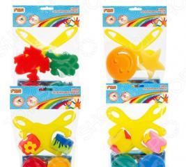 Набор пальчиковых красок Color Puppy 95271-1. В ассортименте