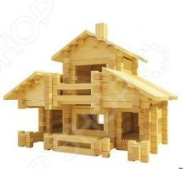 Конструктор деревянный Лесовичок «Разборный домик №5»