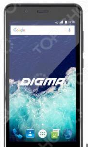 Смартфон Digma S507 4G VOX 8Gb