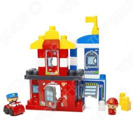 Конструктор игровой Mega Bloks First builders