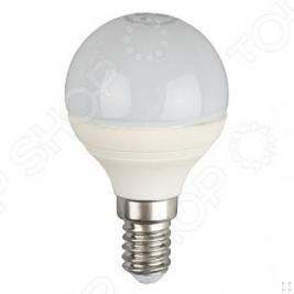 Лампа светодиодная Эра P45-5w-827-E14