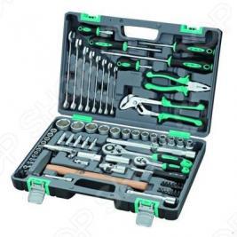 Набор инструментов STELS: 76 предметов в кейсе
