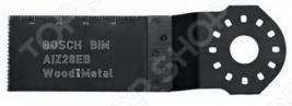 Полотно пильное погружное Bosch BIM AIZ 28 EB
