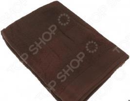 Полотенце махровое Guten Morgen. Цвет: какао