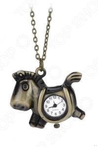 Кулон-часы Mitya Veselkov «Пони»
