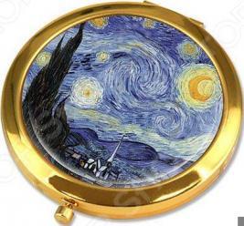 Зеркало косметическое Carmani «Звездная ночь» (Ван Гог)