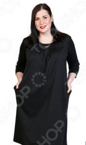 Платье Лауме-Лайн «Счастливый взгляд». Цвет: черный