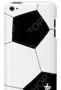 Чехол для плеера для iPod Touch 4 Trexta Snap On Sport Series «Футбол»