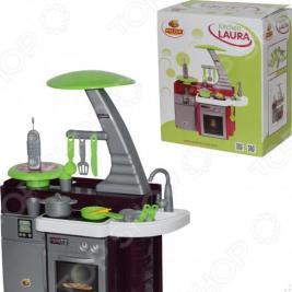 Кухня детская с аксессуарами Coloma Y Pastor Laura