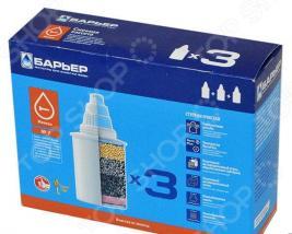 Набор кассет к фильтру для железистой воды Барьер КБ-7