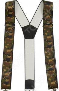 Подтяжки Stilmark «Камуфляж 2»