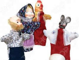 Кукольный театр Огонек «Курочка Ряба». В ассортименте