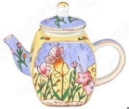 Чайник сувенирный Elan Gallery «Летний луг»