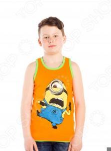 Майка для мальчика Single-Eyed Minion