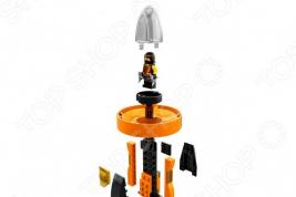 Конструктор LEGO «Коул — Мастер Кружитцу»
