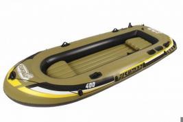 Лодка надувная Jilong Fishman 400 Boat Set