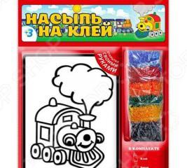 Набор для создания открытки Татой «Паровозик»