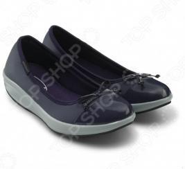 Балетки Walkmaxx Comfort. Цвет: синий