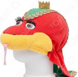 Головной убор карнавальный Волшебный мир «Королева»