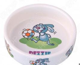 Миска для грызунов DEZZIE «Футболист»