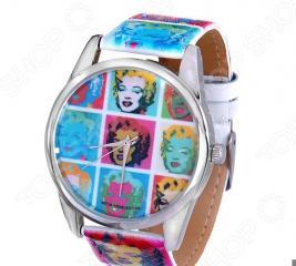Часы наручные Mitya Veselkov «Много Монро»