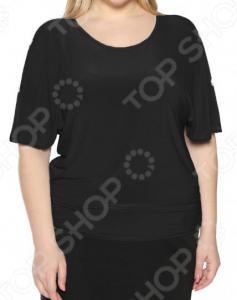 Блуза Pretty Woman «Фруктовый заряд». Цвет: черный