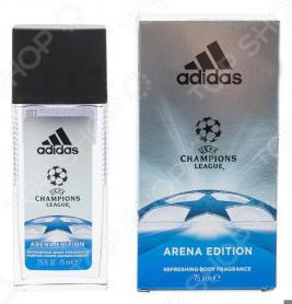 Парфюмерная вода для мужчин Adidas Arena, 75 мл