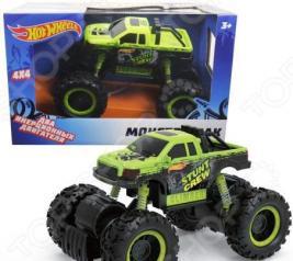 Машинка инерционная 1 Toy Hot wheels «Монстр-Трак»