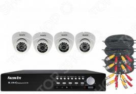 Комплект видеонаблюдения FALCON EYE FE-104MHD KIT «Дом»