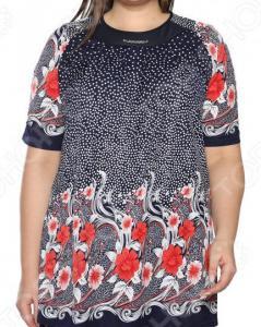 Блуза Лауме-Лайн «Источник красоты». Цвет: коралловый