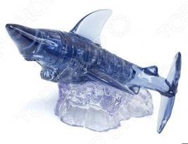 Кристальный пазл 3D Crystal Puzzle «Акула»