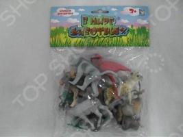 Фигурки-игрушки 1 TOY Т53855 Животные Африки. В ассортименте