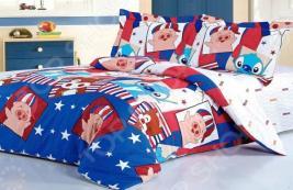 Комплект постельного белья Softline 09772. Детский