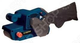 Машина шлифовальная ленточная Herz HZ-BS533X76A