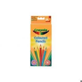 Набор цветных карандашей Crayola «Coloured Pencils»