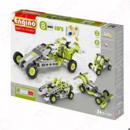 Конструктор-игрушка Engino Pico builds/Inventor «Автомобили»