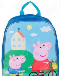 Рюкзак дошкольный Peppa Pig «Классика»
