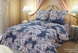 Комплект постельного белья Романтика Совершенство. 1,5-спальный