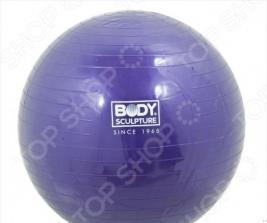 Мяч гимнастический Body Sculpture ВВ-001РР-26. В ассортименте