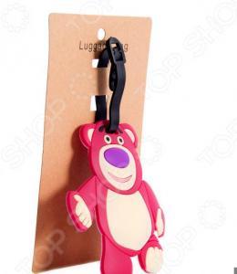 Бирка для чемодана «Медвежонок»