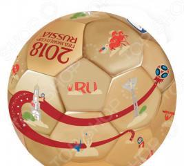 Мяч футбольный FIFA 2018 Rostov-on-Don